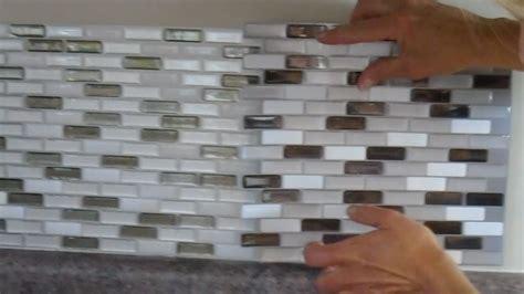 carrelage adh駸if mural cuisine credence adhesive cuisine leroy merlin 8 la smart tiles carrelage mural auto