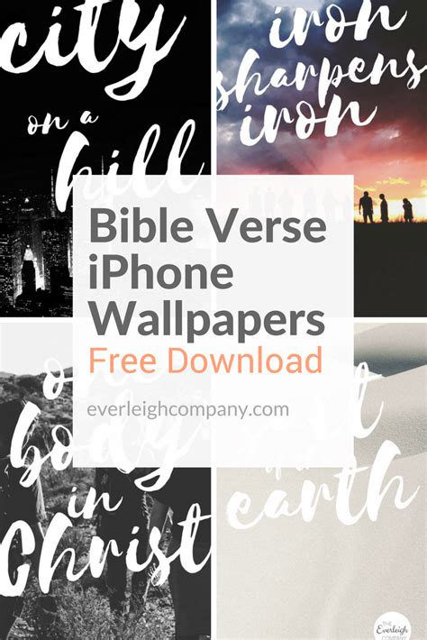 bible verse iphone wallpapers community edition