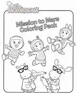 Mission Coloring Pages Template sketch template