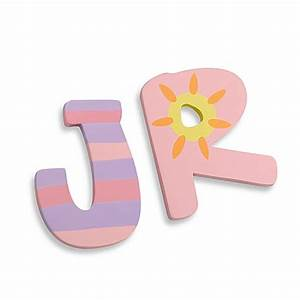 Tatutinatm pastel colored wooden letters buybuy baby for Tatutina letters