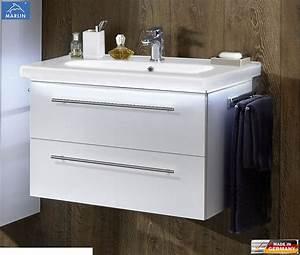 Waschtisch Unterschrank 80 Cm : waschtisch 80 cm bd43 hitoiro ~ Bigdaddyawards.com Haus und Dekorationen