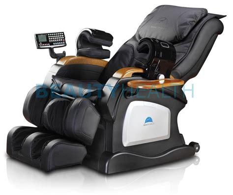 Homcom Electric Full Body Massage Chair Recliner Zero Gravity Cream
