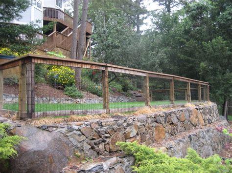 Backyard Fencing Ideas Marceladickcom