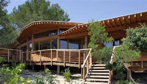 les maison en bois le d 233 veloppement durable les maisons en bois