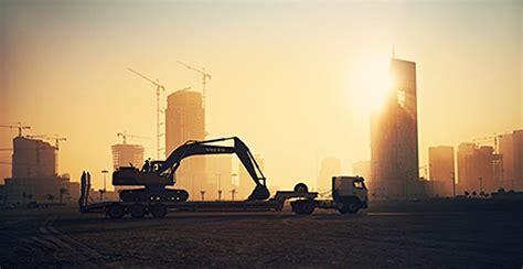 volvo ce launches building tomorrow brand film cea