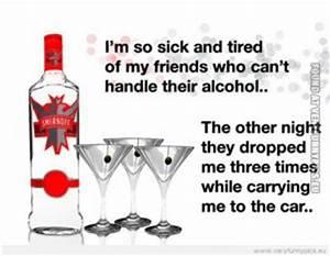 Funny Drunk Fri... Friendship Drunk Quotes