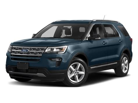 New 2018 Ford Explorer Prices