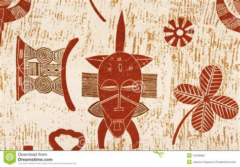 african motives background stock photography image