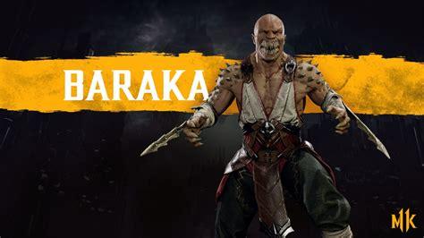 The Latest Mortal Kombat 11 Character Renders Look