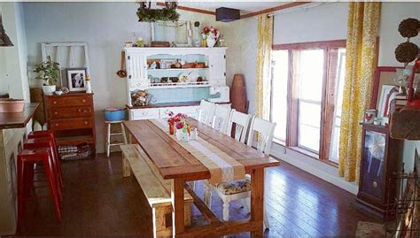 beautiful mobile home interiors manufactured home decorating ideas chantal 39 s chic country