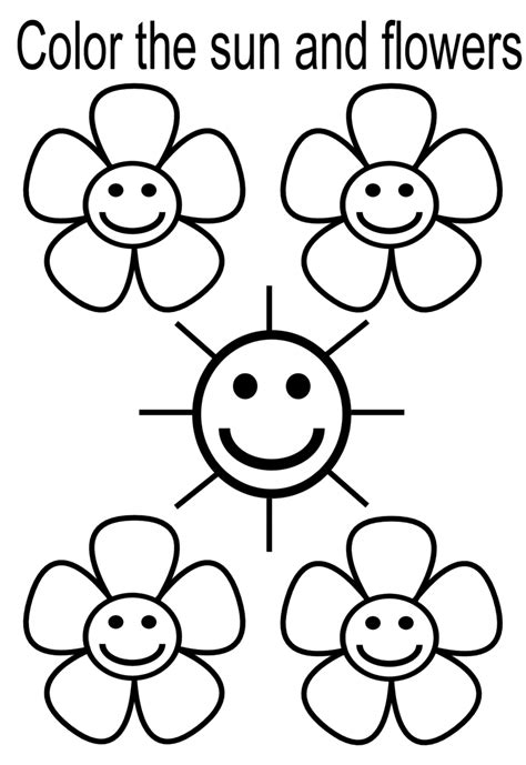 drawing worksheet  kindergarten  getdrawings