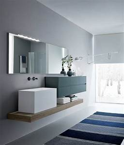 deco wc et salle de bain fonctionnalite et fraicheur With salle de bain design avec objet de décoration original