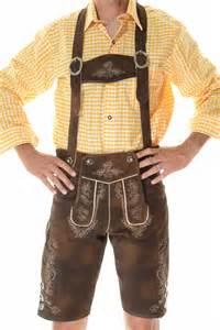 Traditional German Lederhosen