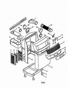 Delonghi Model Pac75 Air Conditioner