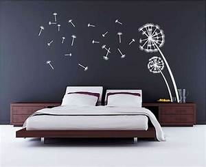 dandelion large vinyl wall decals With wall decals etsy