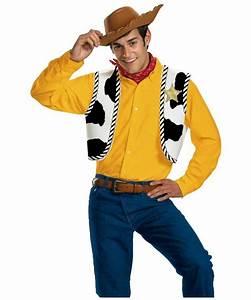 Disney Woody Kit Adult Costume - Men Disney Costumes