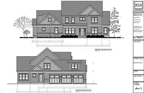 elevations residential design