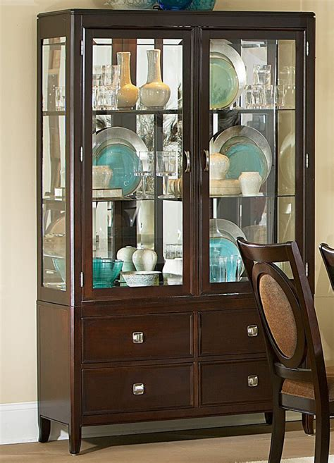 cheap china cabinets china curio cabinets kitchen dining room furniture