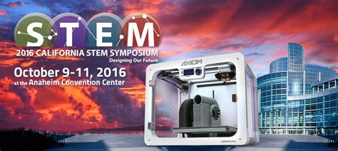2016 California Stem Symposium  Airwolf 3d