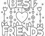 Coloring Friend Friends Pages Printable Sheets Colorings Print Getcolorings Getdrawings sketch template