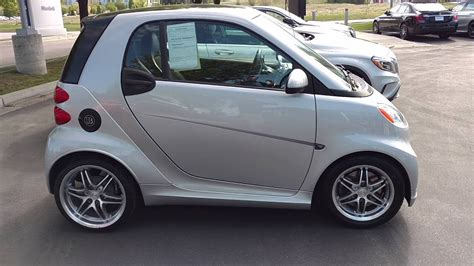 Smartcar 2009 Brabus 9k271735  Mercedesbenz Of Lindon