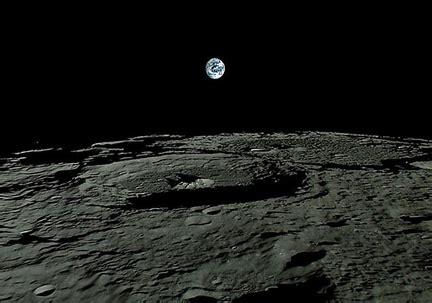 La Terre Vue De La Lune Nasa by Rfi Les Hommes Iront Ils Bient 244 T Vivre Sur La Lune