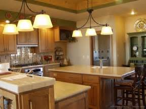 kitchen remodel ideas with oak cabinets arts and crafts kitchens pictures and design ideas