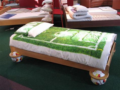 Football Bed by Soccer Decor Ultimate Inspiration For Football Soccer Fan