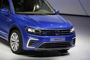 Tiguan Hybride 2018 : volkswagen tiguan gte un concept annon ant le futur tiguan hybride photo 7 l 39 argus ~ Medecine-chirurgie-esthetiques.com Avis de Voitures