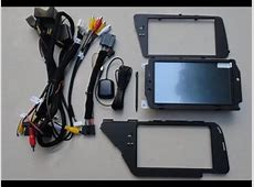 AUDI A4 A5 Q5 professional monitor upgrade touch screen