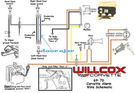 To A 38 Chevy Headlight Switch Wire Diagram by Door Adjar Light Page 2 Corvetteforum Chevrolet