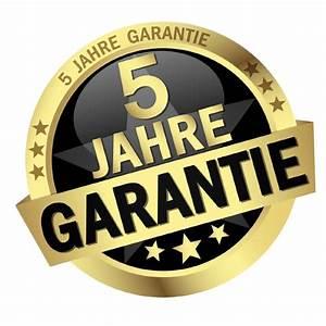 Garantie Auf Elektrogeräte : 5 jahre garantie ~ Watch28wear.com Haus und Dekorationen