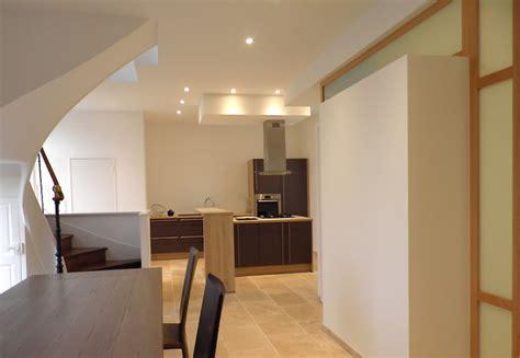 escalier entre cuisine et salon escalier entre cuisine et salon la maison es