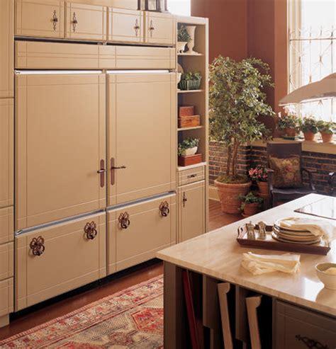 zicnhlh monogram  built  bottom freezer refrigerator monogram appliances