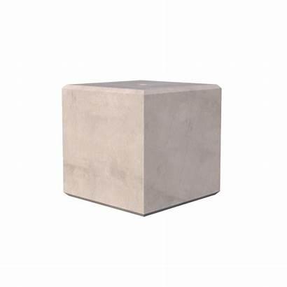 Concrete Ballast Block Blocks Kentledge 1000kg 500kg