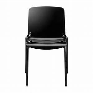 tallow dining room chairs black plastic habitat With salle À manger contemporaineavec chaise noir