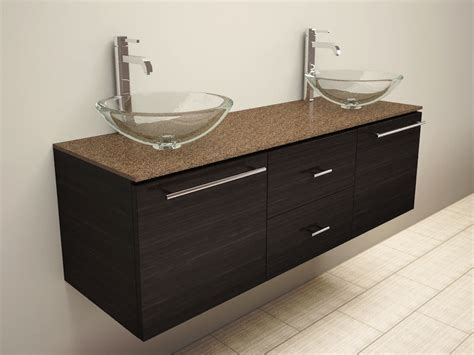 Vanity Set Espresso by Bathroom Make Stylish Bathroom Add Floating Vanity