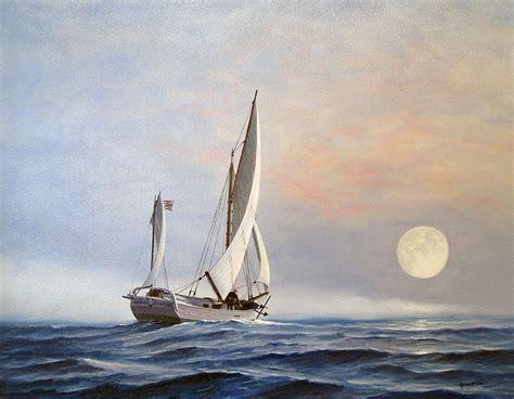 Joshua Slocum Boat by The Coracle Joshua Slocum