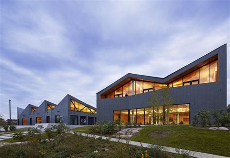Wms Boathouse At Clark Park  Studio Gang Archdaily