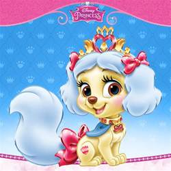 Pumpkin Palace Pet Toy by Disney Princess Palace Pets Images Snow Whites Dog Muffin
