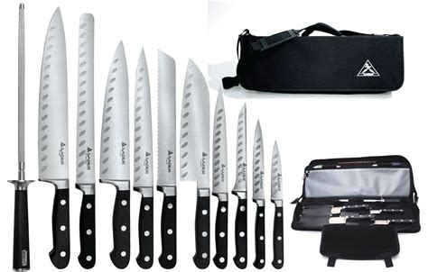 knife chef knives kitchen sets bag amazon german chefs bags saber cutlery working steel tang rated history knifes camelcamelcamel drop