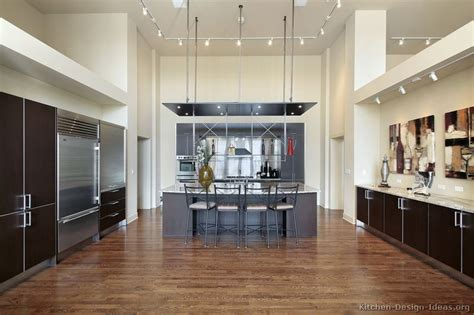 kitchen cabinets tall ceilings kitchen idea of the day a massive modern kitchen with