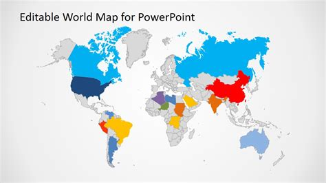 powerpoint clipart world map clipart collection