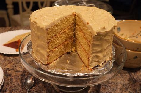 vermont burnt sugar cake  maple cream cheese