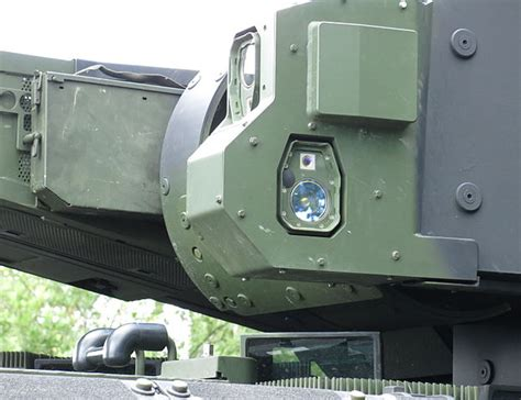 Below The Turret Ring: QinetiQ to test MUSS APS for ...