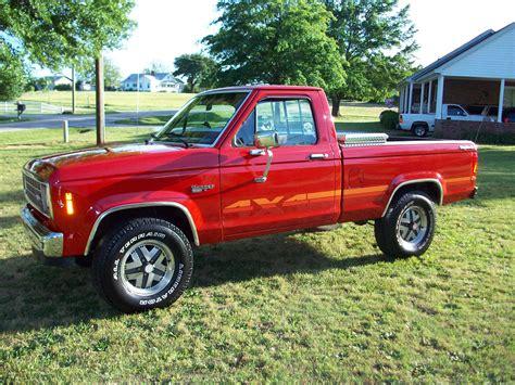matt s 1985 ford ranger 4x4