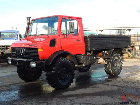 Unimog Cer For Sale by Unimog U1300l Turbo Charged