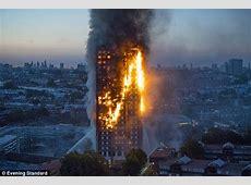 Grenfell Tower Rita Ora appears in Kensington Daily