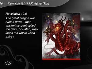 Revelation 12, ... Dragon Bible Quotes