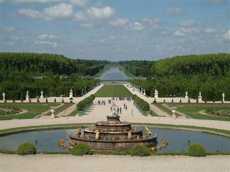 jardins et parc du domaine national de versailles